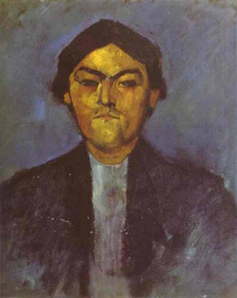 portrait of pedro 1909 XX private collection